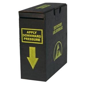 06767-LABEL DISPENSING BOX, 2''x2'' MAX LABEL SIZE