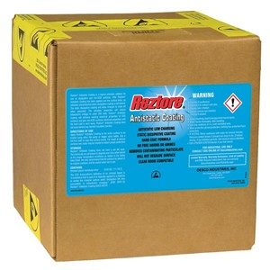 10418-ANTISTATIC COATING, REZTORE 2.5 GAL BOX