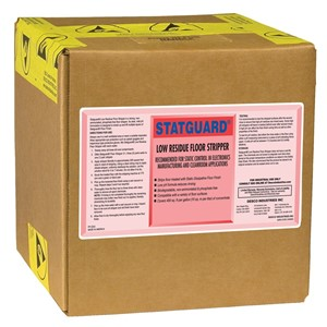 STRIPPER, FLOOR, STATGUARD 2.5 GAL BOX