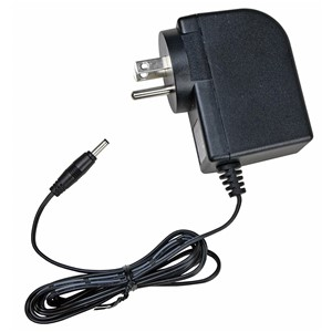 ADAPTER, 100-240VAC IN, 24VDC  150MA OUT, N. AMERICA PLUG