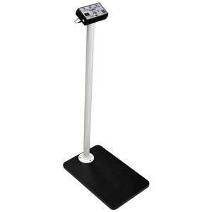 TESTER, COMBO WRIST STRAP AND FOOT GROUND, W/STAND