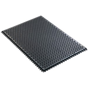 40931-MAT, STATFREE i, CONDUCTIVE, BLACK, 0.625INx36INx48IN