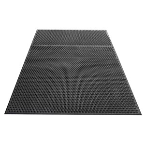 40936-RUNNER, STATFREE i, CONDUCTIVE , BLACK, 0.625IN x 3FT x 5FT