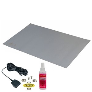 42475-MAT, STATFREE Z2, 3 LAYER, GREY, 0.125 IN x 24 IN x 48 IN