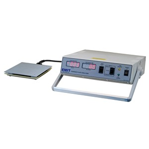CHARGED PLATE ANALYZER, 6''x6'',AC ADAPTER, CARRY CASE