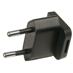 BLADES, INTERCHANGEABLE, FOR ADAPTER, EURO PLUG
