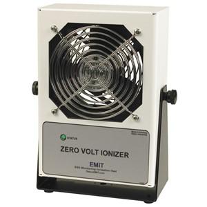 50691-BENCHTOP ZERO VOLT IONIZER,  POWDER COATED, 220VAC