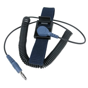 63073-WRIST STRAP, WOVEN, ADJUSTABLE 12 FT CORD, 7MM