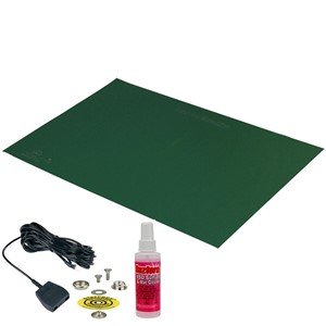 66058-MAT, STATFREE T2, RUBBER, GREEN, 0.060'' x 24'' x 48''