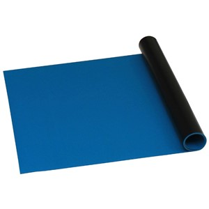 66163-ROLL, STATFREE B2 VINYL, DARK BLUE, 0.060''x48''x50'