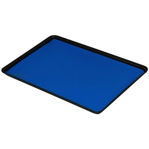 TRAY LINER, STATFREE B2 VINYL, DARK BLUE, 0.060''x16''x24''