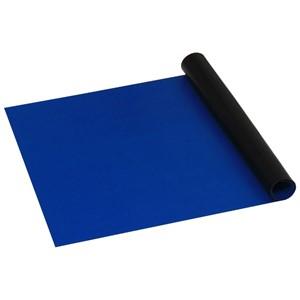 66206-DUAL-LAYER RUBBER, DARK BLUE ROLL, 0.060''x36''x50'
