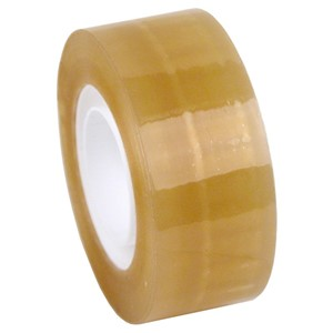 79202-TAPE, WESCORP, CLEAR, ESD, 1IN x 36YDS, 1IN CORE