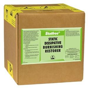 81061-RESTORER, BURNISHING, STATFREE 2.5 GAL BOX