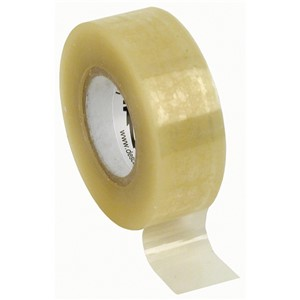 81221-TAPE, WESCORP, CLEAR, ESD, 3/4IN x 36YDS, 1IN PAPER CORE