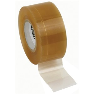 TAPE, WESCORP, CLEAR, ESD, 1IN x 36YDS, 1IN PAPER CORE