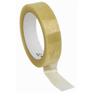 81225-TAPE, WESCORP, CLEAR, ESD, 1IN x 72YDS, 3IN PAPER CORE