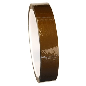 81272-TAPE, WESCORP, ESD, POLYIMIDE, HI TEMP, 3/4 IN x 36 YDS