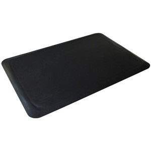 "82082-STATFREE AFR RUBBER MAT, ANTI- FATIGUE, 0.500""x 24''x36''"