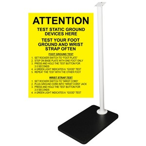 98254-STAND, FG, FOR USE WITH COMBO TESTER
