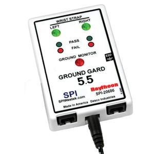 SPI-20686-MONITOR, GROUND GARD 5.5 WITH BUZZER & SWITCH, GROUND