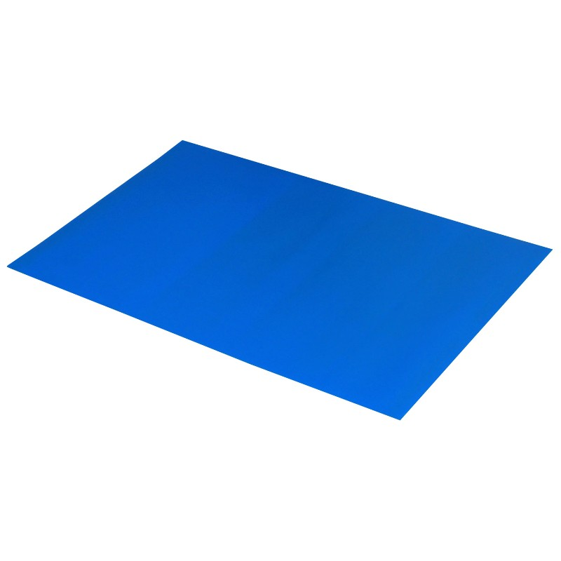 "04600-TRUSTAT 5100 3-PLY TABLE/FLOOR MAT BLUE 0.080"" x 24"" x 50'"