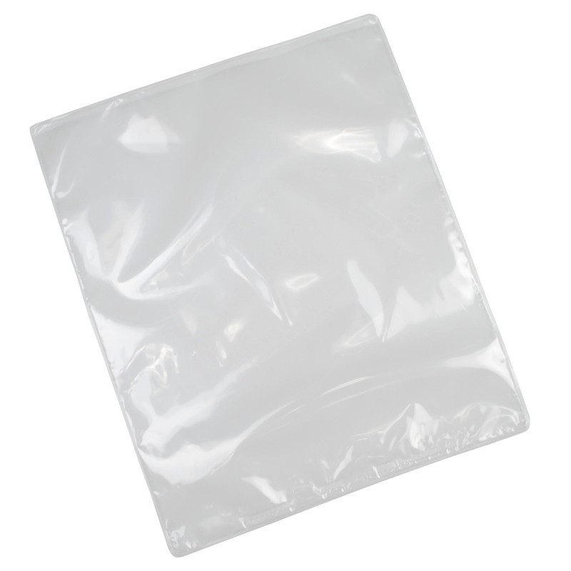 "07451-CLEAR SHOP TRAVELER, STD WT, 10"" x 12'', PACK OF 25"