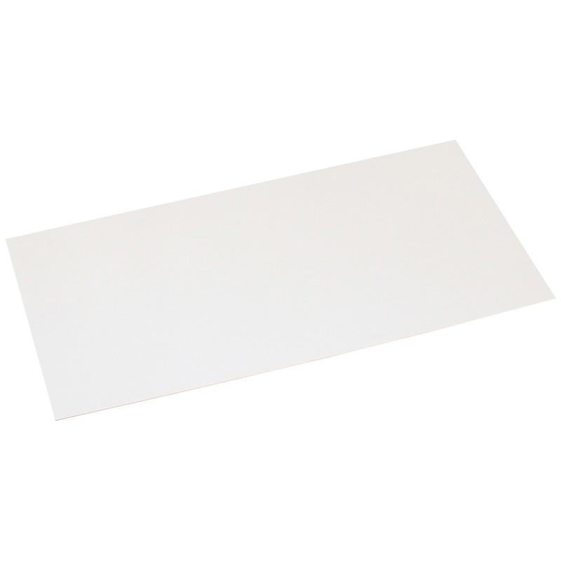 10248-LAMINATE, MICASTAT, ESD WHITE, 0.040'' x 48'' x 8'