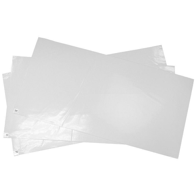 11171-MAT, STICKY, WHITE, 18''x36'', 30 SHEETS PER MAT, 8 PER CASE