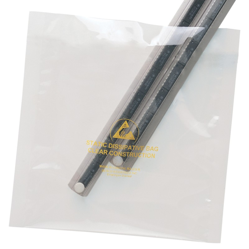 13878-BAG, STATFREE, CLEAR 3''x5'', 100 EA/PACK