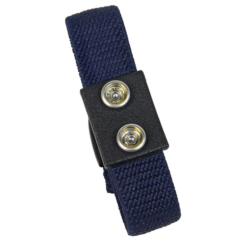 19861-DUAL WRISTBAND, WOVEN, ADJ, 7MM SOCKET