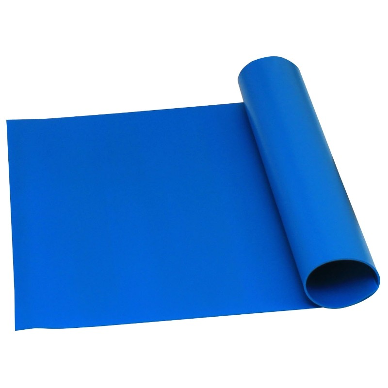 42520-ROLL, STATFREE Z2, 3LAYER, BLUE, 0.125 IN x 48 IN x 50 FT