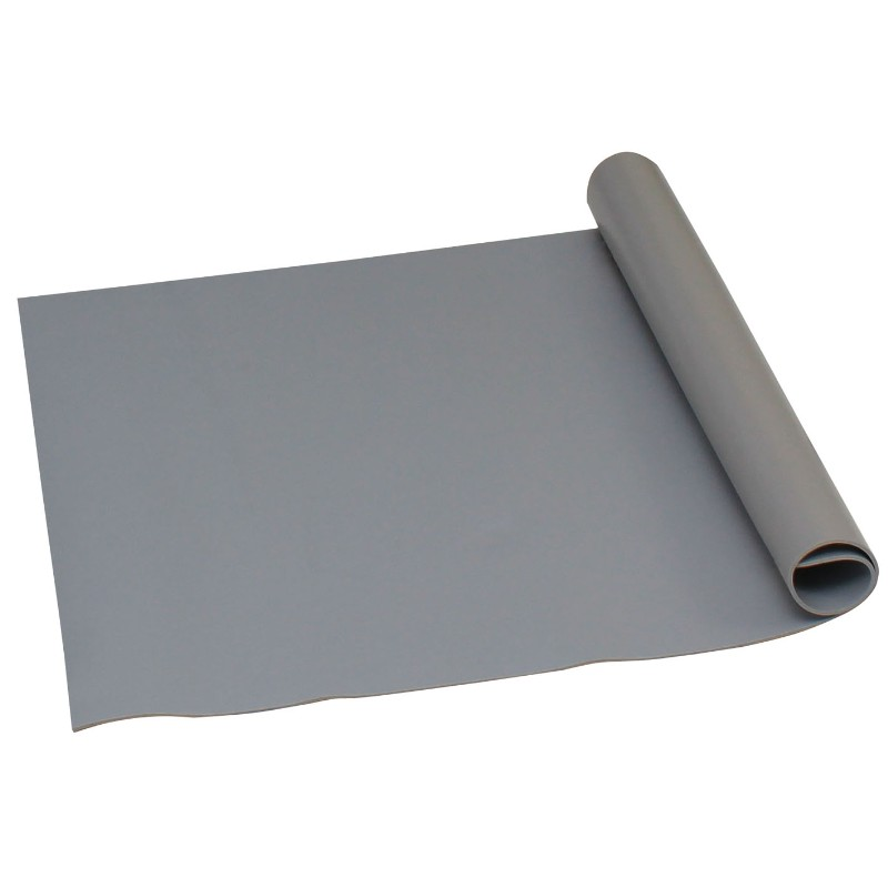 42515-ROLL, STATFREE Z2, 3LAYER, GREY, 0.125 IN x 24 IN x 50 FT