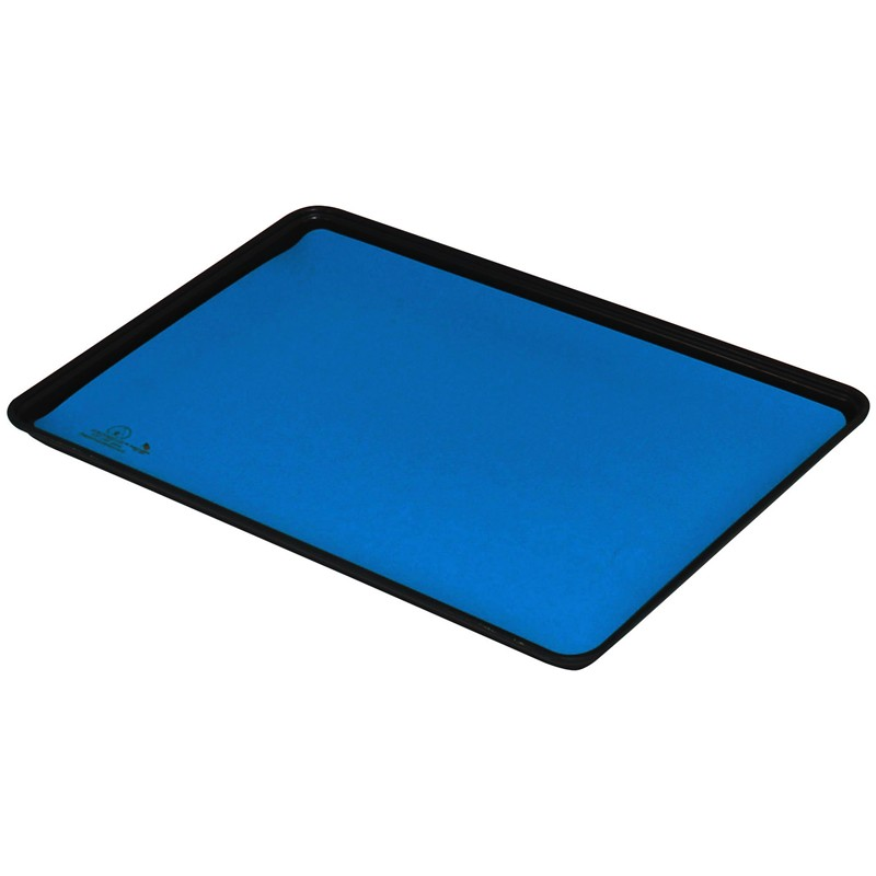 42550-MAT, STATFREE Z2, 3-LAYER VINYL, BLUE, 0.125''x16''x24''