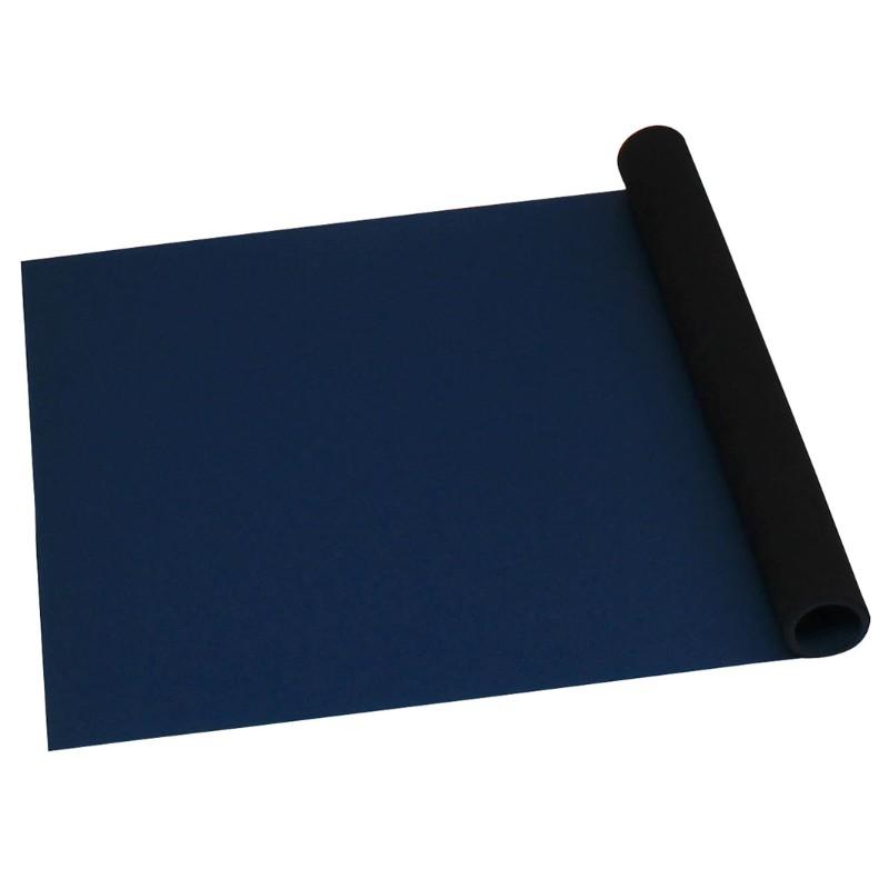 66081-ROLL, STATFREE T2, RUBBER, DRK BLUE, 0.060'' x 24'' x 40'