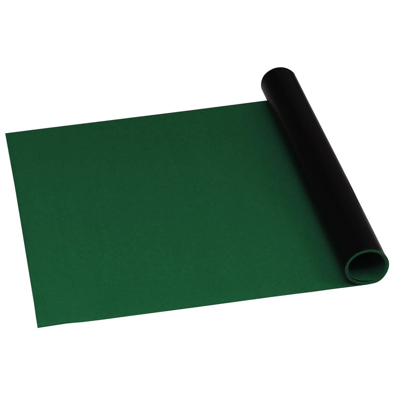 66171-ROLL, STATFREE B2 VINYL, GREEN, 0.060''x24''x50'
