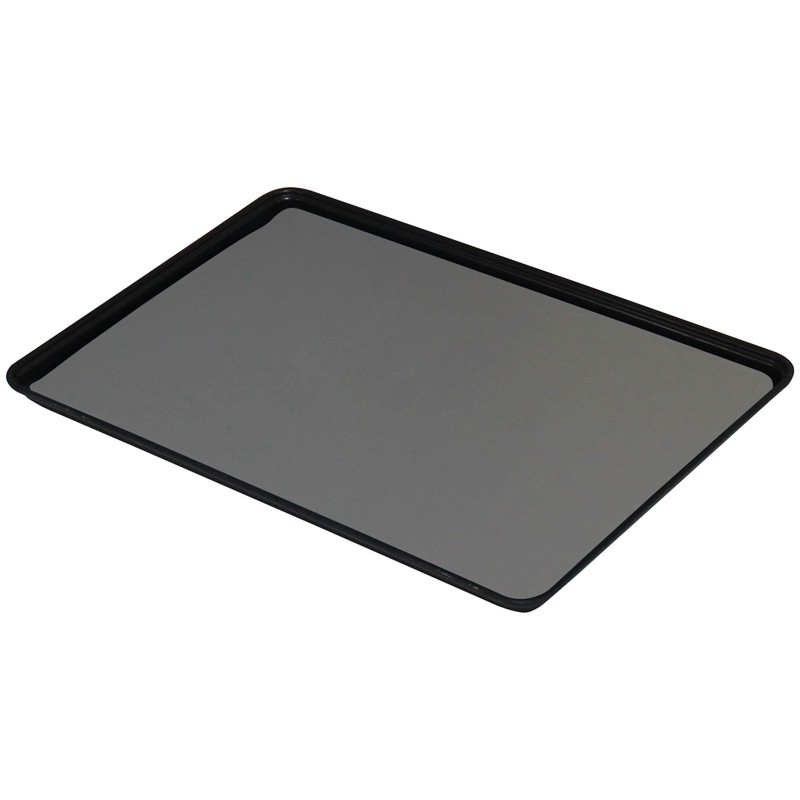 66228-DUAL-LAYER RUBBER MAT, GREY, 0.060''x16''x24''