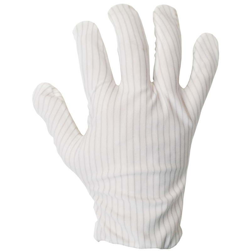 68101-GLOVE, WOMAN'S, DISSIPATIVE, MEDIUM, PAIR