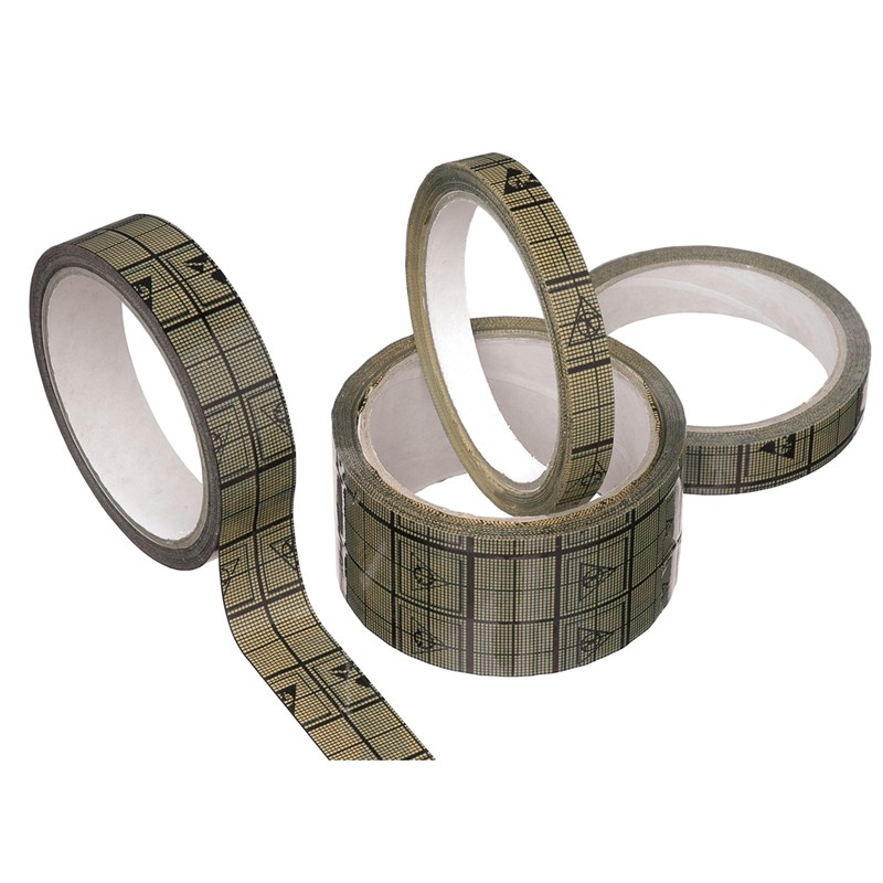 81253-TAPE, WESCORP, ESD, CONDUCTIVE GRID, 2 IN x 118 FT