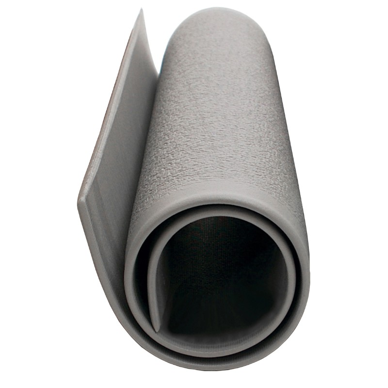 82066-ROLL, STATFREE S+,ANTI-FATIGUE GREY, 0.375 IN x 36 IN x 60 FT