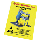 BOOKLET, ESD AWARENESS, ENGLISH